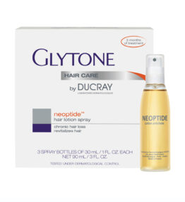 GLYTONE DUCRAY NEOPTIDE HAIR LOTION