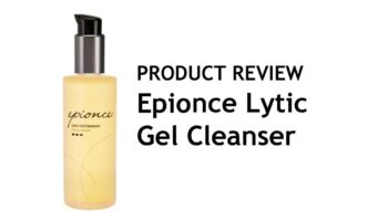epionce-lytic-gel-cleanser-review